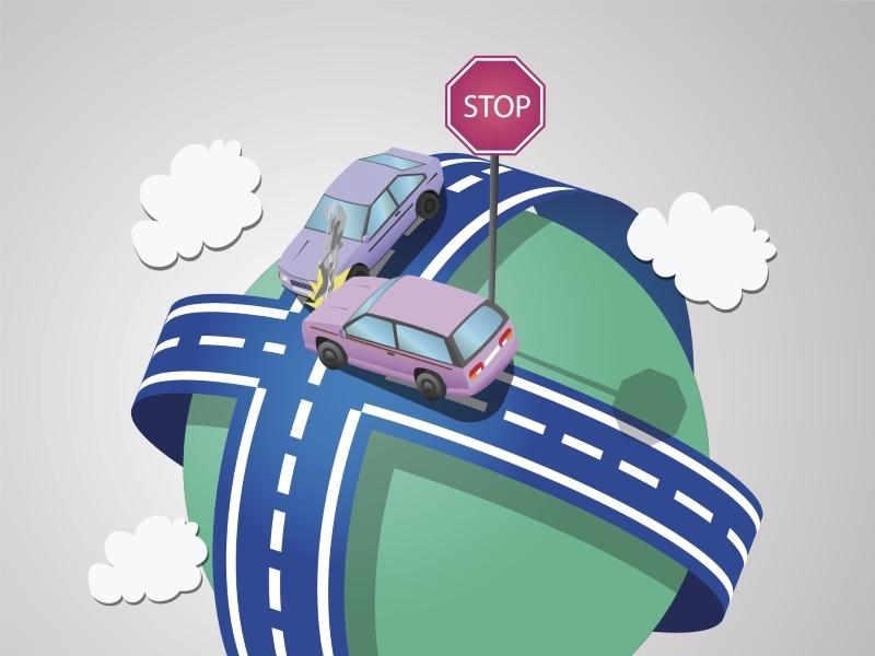 comunicazione del traffico